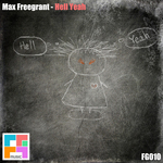 FREEGRANT, Max - Hell Yeah (Front Cover)