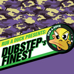 VARIOUS - Rub A Duck Presents Dubstep's Finest (Front Cover)