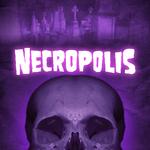ALERT & GORETEKS - Necropolis (Front Cover)