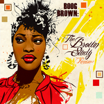 BOOG BROWN - The Brown Study (remixes) (Front Cover)