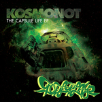KOSMONOT - Capsule Life EP (Front Cover)