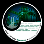 VARIOUS - Tanz Factory Element 001 (Front Cover)