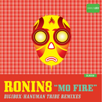 RONIN8 - MoFire (Front Cover)