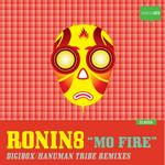 RONIN8 - MoFire (Back Cover)