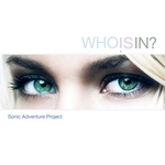SONIC ADVENTURE PROJECT - Who Is In? (Front Cover)