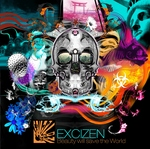 EXCIZEN - Beauty Will Save The World (Front Cover)