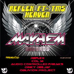 VARIOUS - Mayhem Promos Vol 2 Heaven (Front Cover)