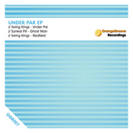 SWING KINGS - Under Par EP (Front Cover)