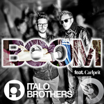 ITALOBROTHERS feat CARLPRIT - Boom (Front Cover)