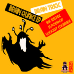 BRAIN TRICK - Brain Quake EP (Front Cover)