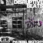 REBEL SKETCHY/DOMINO - Disruptive Beats Pt 5 (Front Cover)