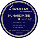 HUMANDRONE - Human Jack (Front Cover)