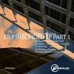PSYEK/ZOOM/MISOLOGY/PE TE/LOCAL HEROES - Depthblinded EP Part 1 (Front Cover)