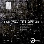 Way To Disappear EP