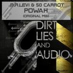 MR LEVI & 50 CARROT - Powah (Front Cover)