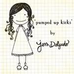 DELGADO, Jess - Pumped Up Kicks (Front Cover)