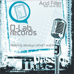ACID FILTER - Making Always What I Want EP (Front Cover)