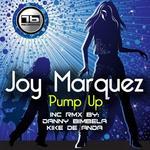 MARQUEZ, Joy - Pump Up (Front Cover)