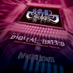 CRITICAL MASS/SUPER EVIL/EMP/ORCA - Digital Breed Vol III: Unfinished Business (Front Cover)