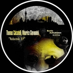 CALCATELLI, Thomas/MAURICE GIOVANNINI - Robotnik EP (Front Cover)