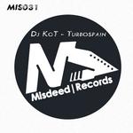 DJ KOT - Turbospain (Front Cover)