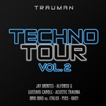VARIOUS - Techno Tour Vol 2 (Front Cover)
