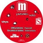 CMC/SILENTA/BREAKBEAT JUNKIE/HAYZ/EWAN HOOZAMI - Various Banging Artists (Front Cover)
