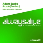 SZABO, Adam - Arcade (remixes) (Front Cover)