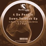 4 DA PEOPLE - Dawn To Dusk EP (Front Cover)