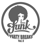 VARIOUS - Party Breaks Vol 8 (Front Cover)