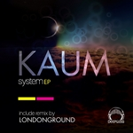KAUM - System EP (Front Cover)