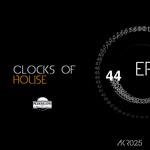 BADLUKE - Clocks Of House EP (Front Cover)