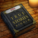 VARIOUS - True Stories Riddim (Front Cover)