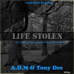 ADM/TONY DEE - Life Stolen (Front Cover)
