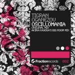 OGANEZOV, Tigran - Oscillomania (Front Cover)