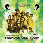 VARIOUS - Premonitions Riddim (Front Cover)