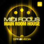MIDI Focus: Main Room House (Sample Pack MIDI)