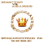 SEBO TON - Schlachtfeld EP (Front Cover)