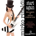 RINALDI, Mirko - Start Again (Front Cover)