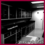 VARIOUS - Secret Lab 03 (Front Cover)