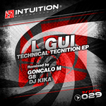 L-GUI - Technical Tecnition EP (Front Cover)