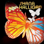 HALLIGAN, Shana - Paper Butterfly (Front Cover)
