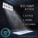 KO MAR - Attica (Front Cover)