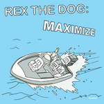 REX THE DOG - Maximize (Front Cover)