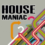 DJ LUK - House Maniac (Front Cover)