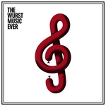 VARIOUS - The Wurst Music Ever (Front Cover)
