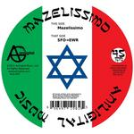 AM/TM feat TAL M KLEIN/ANTHONY MANSFIELD - Mazelissimo (Front Cover)
