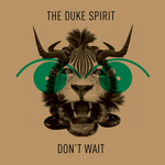 THE DUKE SPIRIT - Don't Wait (Front Cover)