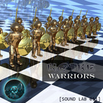 M@TKE - Warriors (Front Cover)