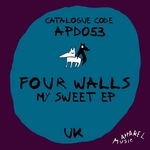 FOUR WALLS - My Sweet EP (Front Cover)